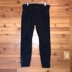 Gap premium super skinny jean 12/32waist